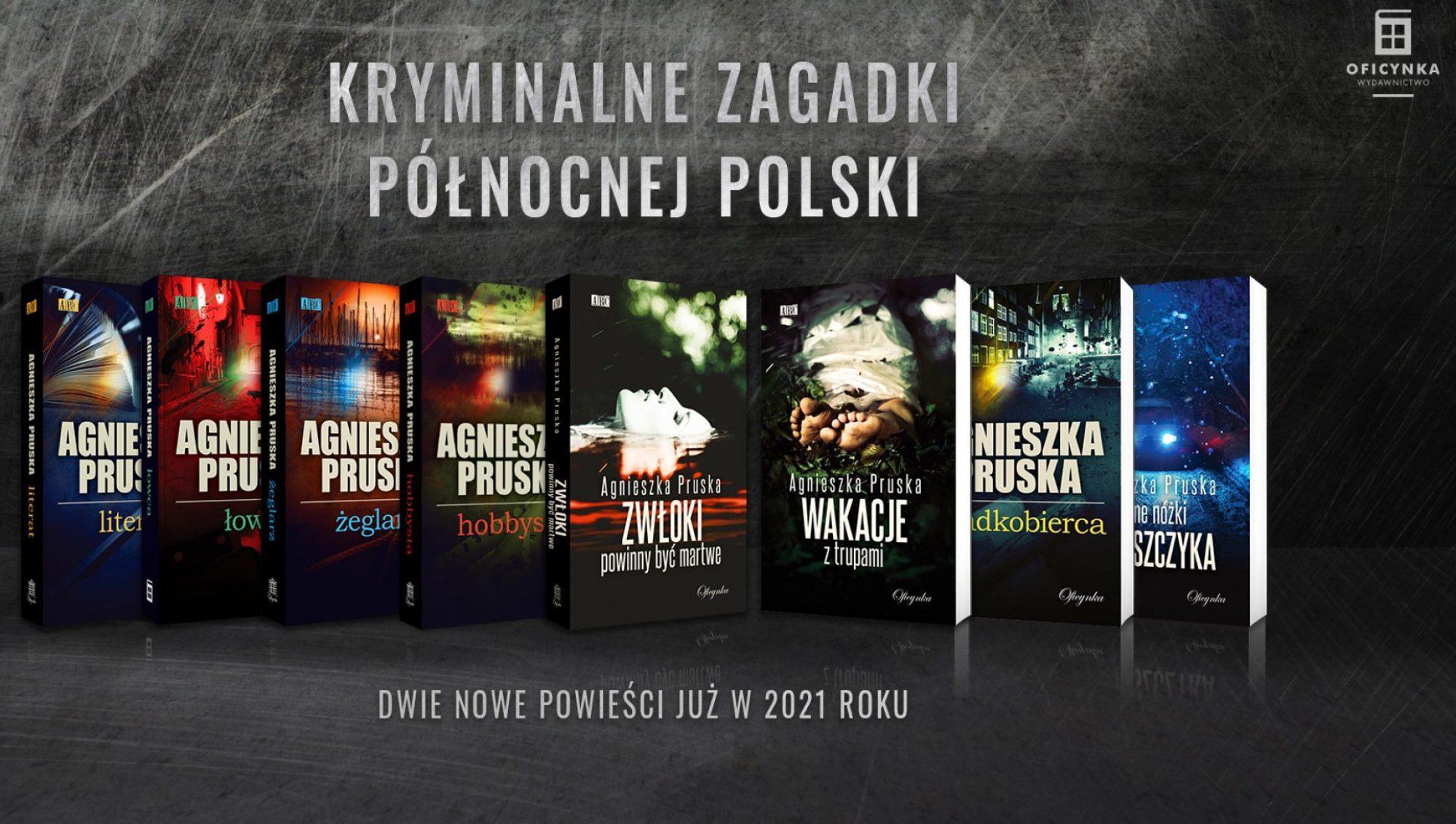Agnieszka Pruska - pisarka